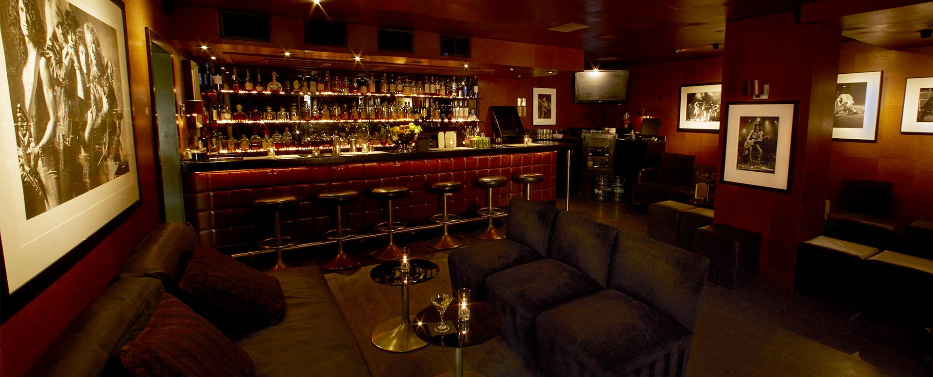 Sunset Marquis Hotel - Bar 1200